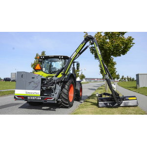 Reach mower Scorpion 730-8 PLUS, GREENTEC