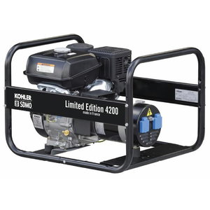 Generatorius SDMO 4200 Limited Edition