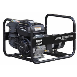 Strāvas ģenerators SDMO 6300 Limited Edition