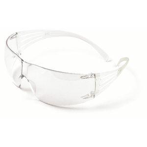 Apsauginiai akiniai SecureFit 200, PC, skaidrūs, 3M