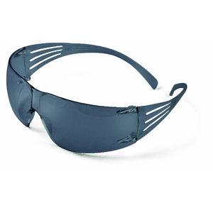 Aizsargbrilles SecureFit 200, pelēkas AS/AF, 3M