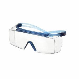 Kaitseprillid optiliste prillide peale, SGAF K+N, värvitu SF SF3701ASP-BLU-E, 3M