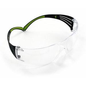 3M apsauginiai akiniai SecureFit 400 AS-AF, PC, skaidrūs UU001467842, 3M