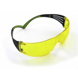 3M apsauginiai akiniai SecureFit 400 AS-AF, PC, geltoni UU001467867, 3M