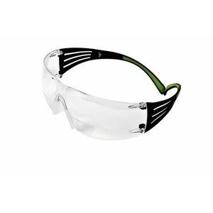 apsauginiai akiniai SecureFit 400 AS-AF, PC, skaidrūs UU0 UU001467842, 3M