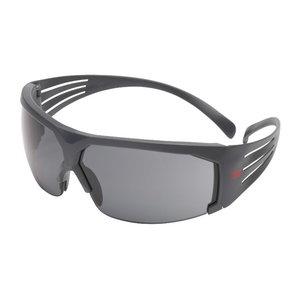 Aizsargbrilles SecureFit, pelēkas, 3M
