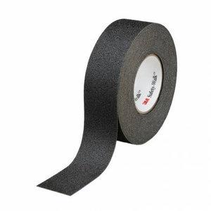 Libisemisevastane teip üldkasutatav must 25mm x 18,3m