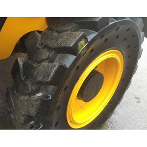 Tyre SG SE 13.00-24 solid + rim 8.5-24 3-piece