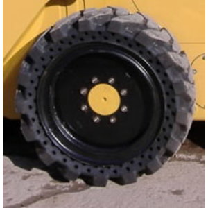 Tyre SG SE 31x10-20 solid + rim 7.00-20 3-piece
