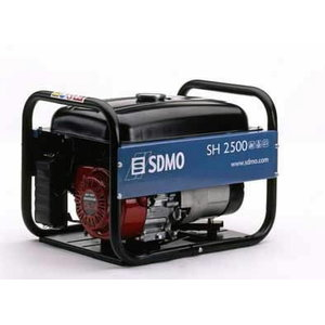 Generatorius vienfazis SH 2500, SDMO