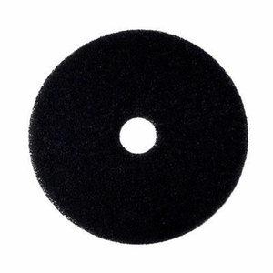 """Poleerpadi põrandale 17"""", must, Scotch-Brite Hi-pro 7300, 3M"""