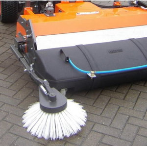 Side brush for Kersten sweeper, Kersten Arealmaschinen GmbH