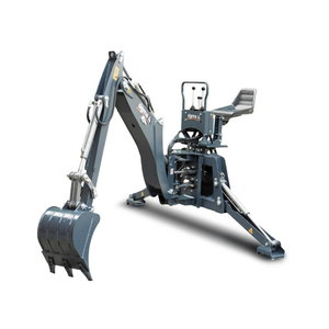 Backhoe Sigma4 U120 for rear 3-p linkage, Sigma 4