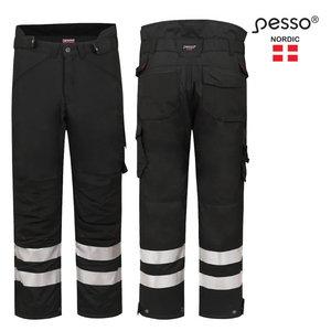 Winter trousers Skipper, black 3XL, Pesso