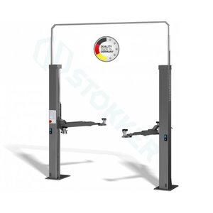 2-post lift SMART LIFT 2.40 SL MM 4T RAL5001, Nussbaum