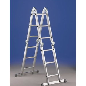 Multi purpose ladder 4 x 3 steps Lady, Svelt