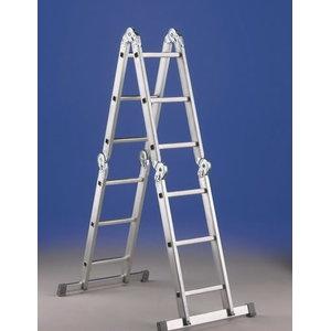 Multi purpose ladder LADY 4x3 steps, Svelt
