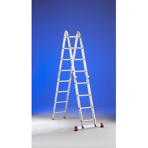 Multi purpose ladder 4 x 4 steps Lady Plus, Svelt