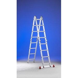 Multi purpose ladder LADY PLUS 4x4 steps, Svelt