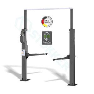2-post lift POWER LIFT HF 3000 DT 3T RAL5001, Nussbaum