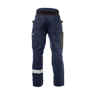 Trousers 0117, navy/black 56
