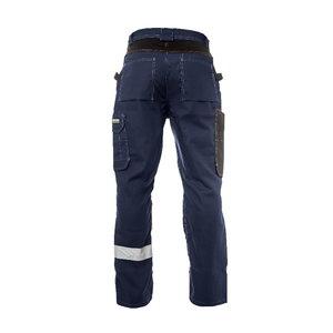 Tööpüksid  0117, sinine/must 56