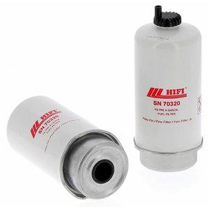 Kütuse eelfilter Tier III, Hifi Filter