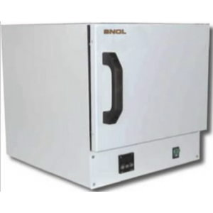 Electric furnace SNOL 75/300, Tmax=300°C thermoregul.E5CC