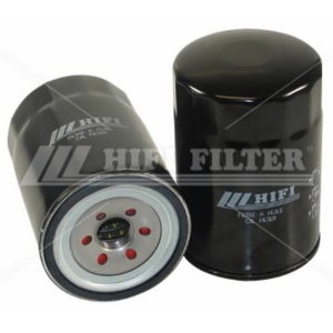 Oil filter for Isuzu engine, Baldwin