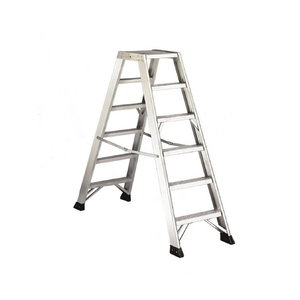 Steppladder P1 PLUS 2x7 steps 1,62m, Svelt