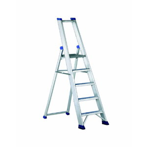 Platform ladder REGINA LARGE 4WD 7 steps, Svelt