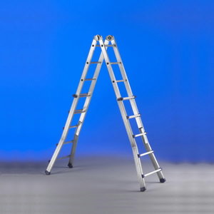 Multi purpose telescope ladder SCALISSIMA PLUS 12+12  steps, Svelt