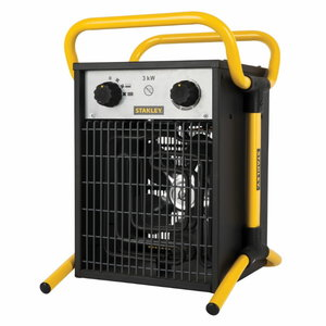 Electric heater, 3 kW, Stanley