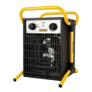 Electric heater, 5 kW, Master