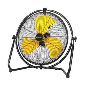 Elektrinis ventiliatorius D50cm 7900 m³/h, Stanley
