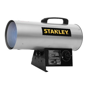 Gas heater 60,000 Btu  /  17,585 W, Stanley
