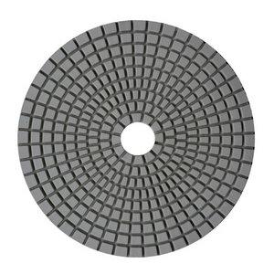 Polishing tool 125mm P400 DRS-Flex-Pad, Dr.Schulze GmbH