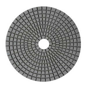 Polishing tool 125mm P800 DRS-Flex-Pad, Dr.Schulze GmbH