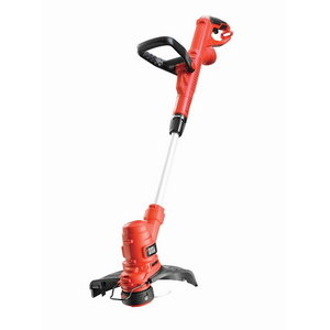 Electric grass trimmer ST4525 / 450 W / 25 cm, Black+Decker