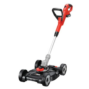 3-IN-1 Strimmer® STC1820CM / 18 V / 2 Ah / 28 cm, Black+Decker
