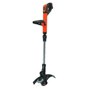 Cordless trimmer STC1820PCB / 18 V / 28 cm, w.o. batt/charge, Black+Decker