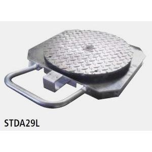 Turntable kit  STDA29L for commercial vehicles Ravaglioli