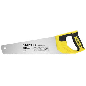 Zāģis Tradecut Tradecut Gen2 380mm 11TPI, Stanley
