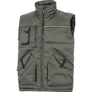 Vest STOCKTON2 pvc kattega plüester, roheline 3XL