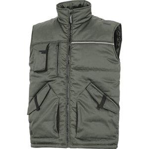 Vest STOCKTON2 pvc kattega polüester, roheline 3XL