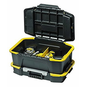 Tööriistakast ja tarvikukarp 50,5x31x24,5cm, Stanley