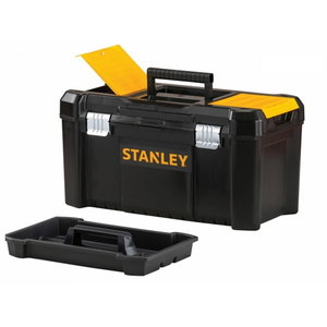 """Tööriistakast must 19"""", Stanley"""