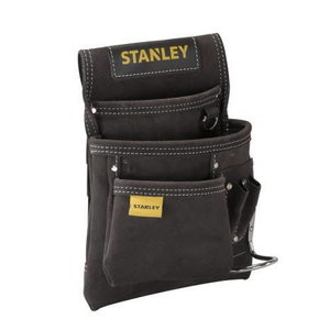 Leather Nail and hammer pouch, Stanley