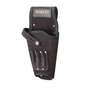 Leather Drill holster, Stanley