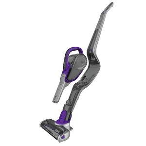 Stick vacuum cleaner SVJ520BFSP / 2-in-1 / PET version, Black+Decker